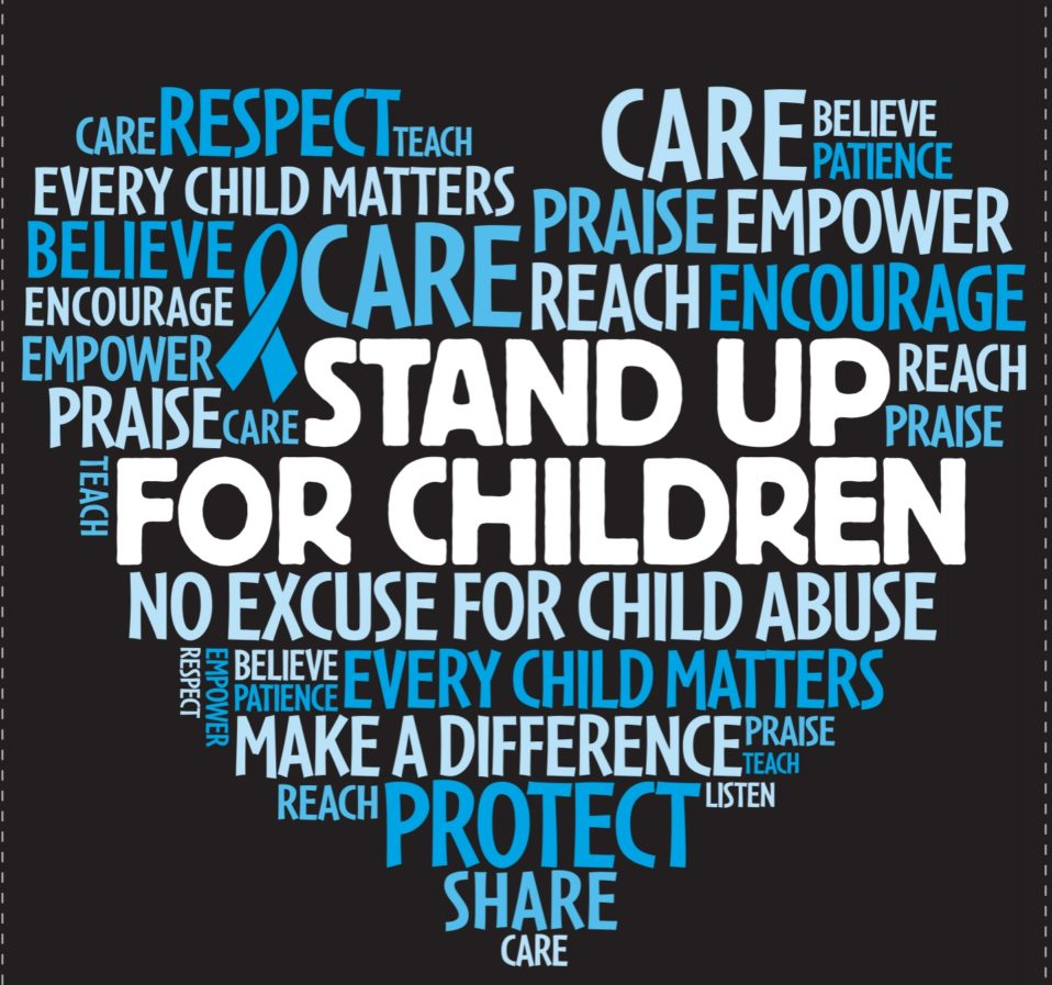 April Is Child Abuse Prevention And Awareness Month! - The